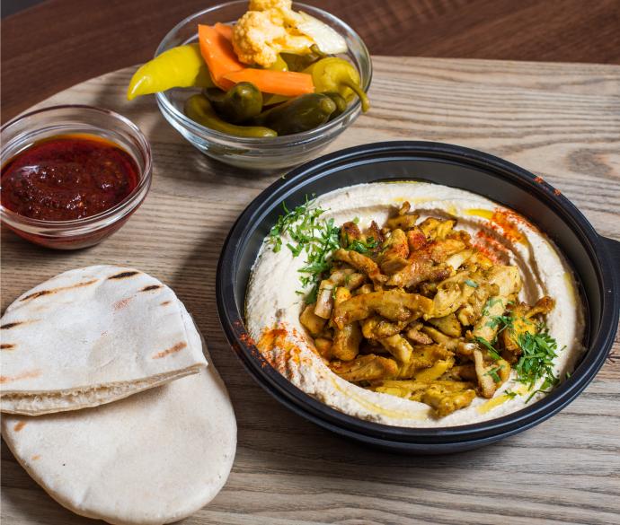 hummus-shawa